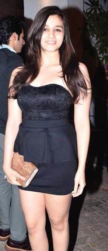 Alia Bhatt Bra Size