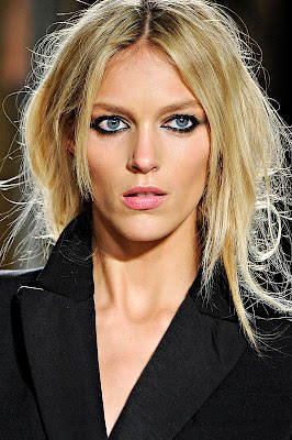 Anja Rubik Measurements