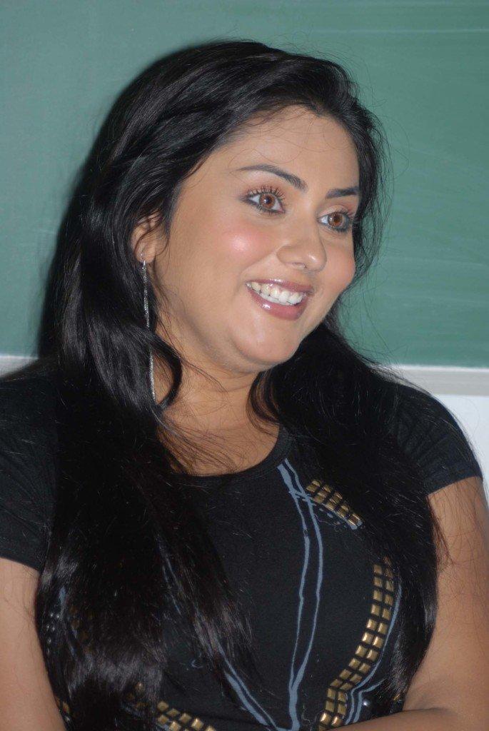 Namitha Kapoor Bra Size