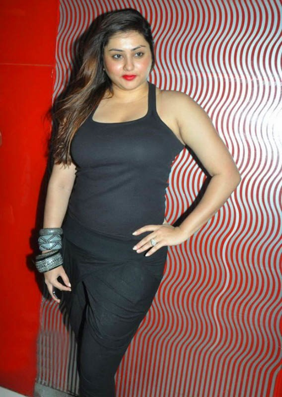 Namitha Kapoor Measurements