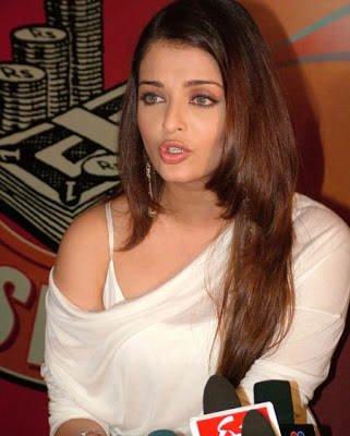 Aishwarya Rai Bra Size