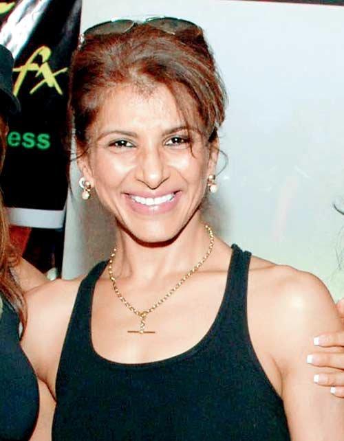 Anita Raj Bra Size