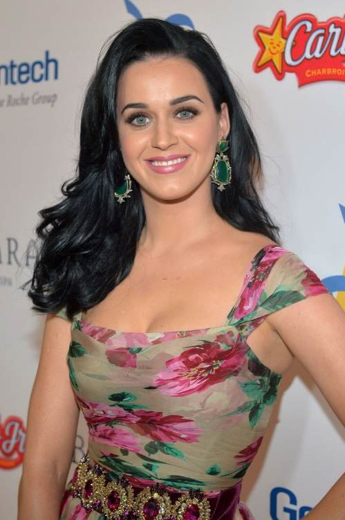 Katy Perry Measurements