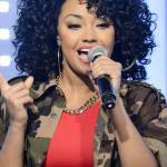 Leigh Anne Pinnock Measurements, Bra Size, Height, Weight