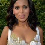 Kerry Washington Measurements, Bra Size, Height, Weight