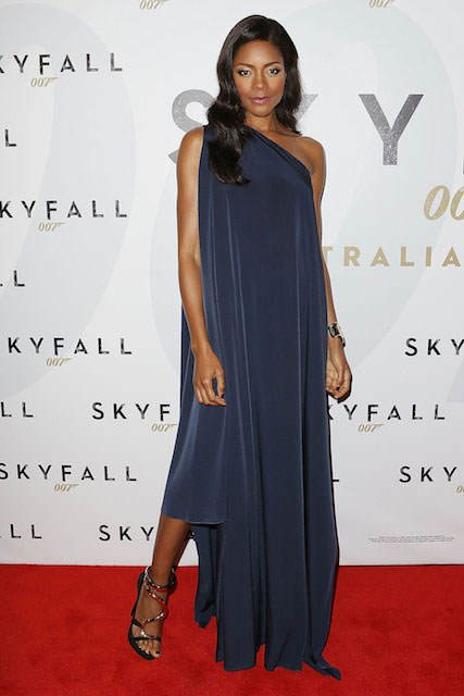 Naomie Harris Measurements