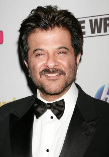 Anil Kapoor body measurements