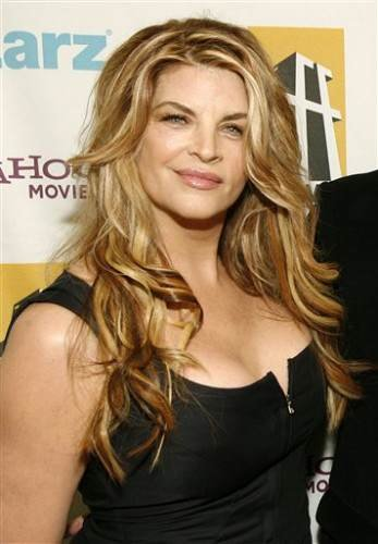 Kirstie Alley Measurements