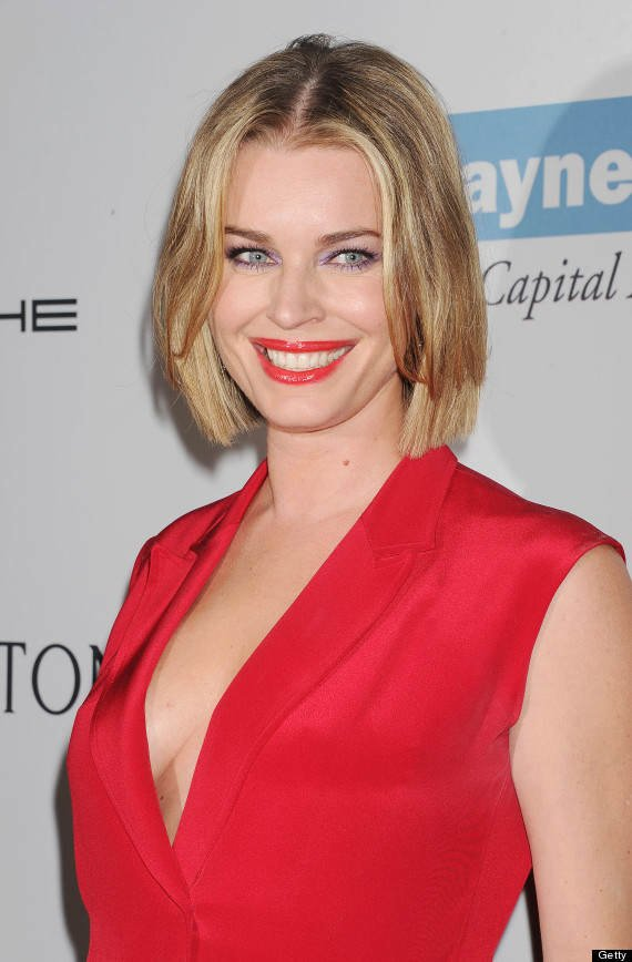 Rebecca Romijn Measurements Bra Size Height Weight Ethnicity
