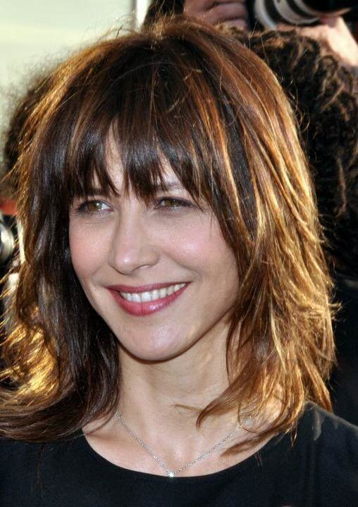sophie marceau measurements bra size height weight. Black Bedroom Furniture Sets. Home Design Ideas