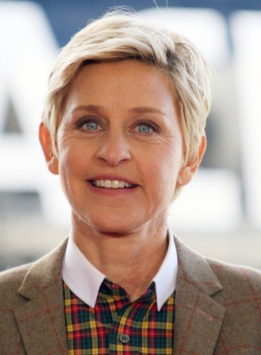 Ellen DeGeneres Measurements