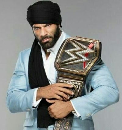 Jinder Mahal Measurements